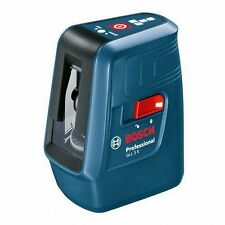 BOSCH GLL 3X Professiona Self Leveling Laser 3 Lines Cross Line   Vertical Line