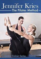 Jennifer Kries Master Trainer Video on DVD - Pilates Mat
