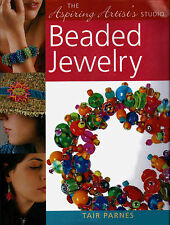 Beaded Jewelry Earrings Necklace Dazzling Designs Styles Jewelry Pattern Book