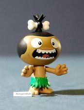 "Pocket God 2.5"" Vinyl Figures Pygmy Scared Scream 2/24 Rarity"