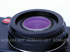 ACMAXX Multi-Coated LENS ARMOR UV FILTER Leica D-Lux 3 Panasonic LX2 dlux3 lux3