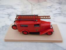 Citroen Camion Pompier Marque ELIGOR made in France