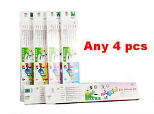 4 x Eco Solvent ink cartridges ESL3-4 for Roland 440ml with micro chips on