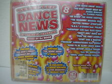 Selected DANCE NEWS by HIT MANIA Magazine VOL. 8 NEW NUOVO SIGILLATO SEALED  CD