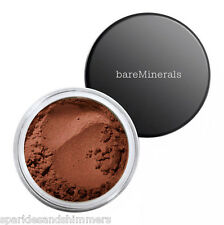 bareMinerals Matte Warm Brown EYECOLOR Eyeshadow COASTLINE 0.28g Travel Size