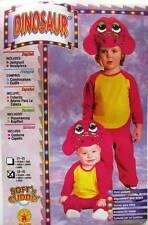 Rubies Toddlers 'Barney Dinosaur' Child Costume, Purple, 2T