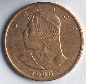 Panama 1 Centesimo 1996 (KM#125)