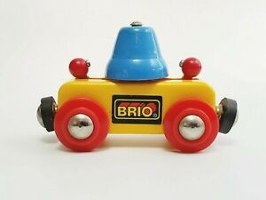 33227 Authentic Brio Wooden Train Chiming Bell Car