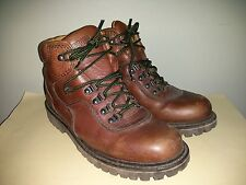 WindRiver leather boots, Thinsulate insulation, mens size 9 US, made in Portugal