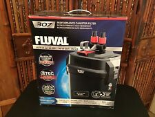 "Lot# PH-15. FluVal  307 Performance Canister Filter  ""Dented box"""