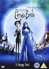 Tim Burtons Corpse Bride [DVD] [2005], , Used; Very Good DVD