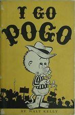 I GO POGO by WALT KELLY, 1952 BOOK