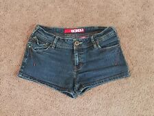 Womens Jrs Size 3 Bongo Jean Shorts