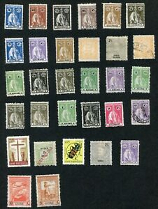 STAMP LOT OF THE PORTUGUESE COLONIES