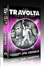 JOHN TRAVOLTA TRIPLE MOVIE PACK DVD GREASE STAYING ALIVE SATURDAY NIGHT FEVER