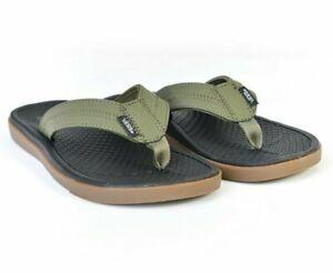 NWT Unisex Vans Ultracush Sea Esta Synthetic Sandal Grape Leaf/Gum (Sz 13)
