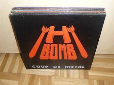 H BOMB - coup de metal  EP