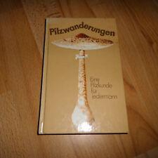 DDR ++ Pilzwanderungen ++ Eine Pilzkunde für jedermann ++ Pilzbuch Bestimmung