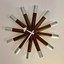 New ListingGeorge Nelson Wheel Wall Clock by Vitra - Excellent Condition (No Original Box)