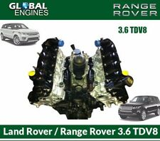 RANGEROVER 3.6 TDV8 ENGINE FOR SALE TDV8 SUPPLY AND FIT