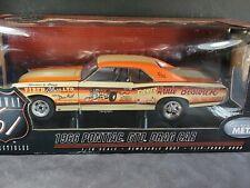 Highway 61 1966 Pontiac GTO Drag Car Arnie The Farmer Beswick 1:18 Diecast Car