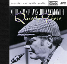 ZOOT SIMS PLAYS JOHNNY MANDEL Quietly There XRCD NEW/SEALED