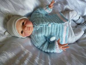 Rebornbaby Rocco aus BS Felix by Linde Scherer, gebraucht