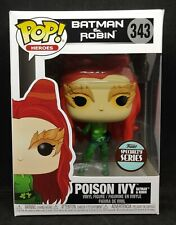 Funko Pop! Batman & Robin Poison Ivy #343 Specialty Series Edition