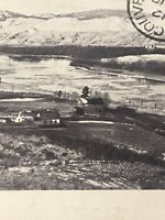Postcard Thompson River Near Kamloops B.C. 1906  Rppc i01