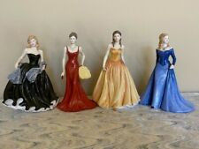 "Royal Doulton Victoria 9""  2005 Made in Pretty Ladies England Collection"