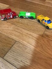 Matchbox Nickelodeon Bundle (Delivery Service Truck, 57 Corvette & 97 Ford F150)