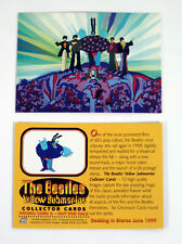 1999 Comic Images The Beatles Yellow Submarine Promo Card (#2) Nm/Mt