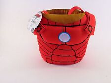 Avengers Iron Man Container Halloween Costume Easter Hunt Holiday Decoration