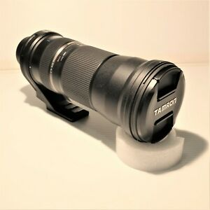 Tamron A011N 150-600mm F5-6.3 SP Telephoto Zoom Lens for Nikon