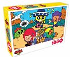 Brawl Stars Jigsaw Puzzle 100 Pieces A Spring Picnic ver. Kids Gift