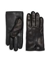 UGG Australia Size: L (Large)  Men's Met Tab Vent Tech Leather Gloves