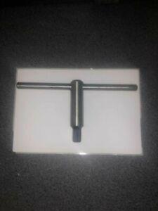 shop-soiled RDG lathe chuck key size 11/32''