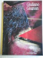 La città trasparente opere vetro pitture musica Giuman giuliano arte catalogo