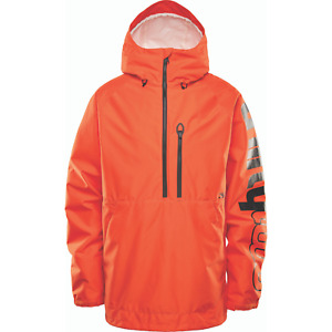2020 32 Thirtytwo Light Anorak Jacket - Orange - Large Ski Snowboard
