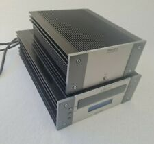Musical Fidelity X-Ray V8 CD player and Triple X power supply.