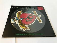 "DANGER DANGER Monkey Business 12"" VINYL UK Epic 1991 3 Track Pic Disc VG"