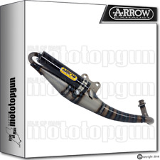 ARROW FULL EXHAUST EXTREME CARBY CARBON HOM PIAGGIO NRG POWER DD KAT 50 2007 07