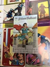 PRINCE VALIANT #1-8 Comic Book Lot + #1-4 Dynamite King Features King Arthur