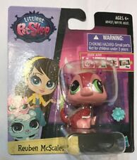 �Lps #3748 Reuben Scales Armadillo New In Package Littlest Pet Shop