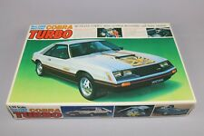 ZF1319 Bandai 1/20 maquette voiture 35253 Ford Mustang Cobra Turbo