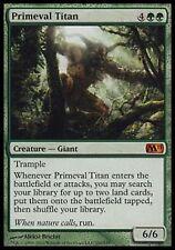 *MRM* ENG Titan Primitif - primeval titan  MTG Magic 2010-2015