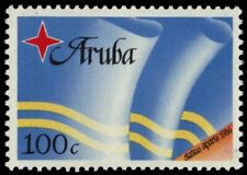 "ARUBA 21 (Mi4) - Independence ""National Flag"" (pb18654)"