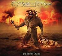 Flotsam And Jetsam - The End Of Chaos [CD]