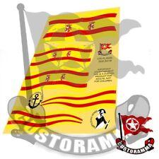 Bandera española corsaria/Spanish corsair flag/Spanische KorsarenflaggePlaymobil