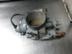 48G038 Throttle Valve Body 1989 Acura Legend 2.7